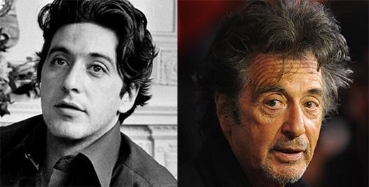 Al Pacinongày trẻ cũng đẹp lung linh, đặc biệt là trong những bộ phim đầu tay của ông.(Ảnh: Internet)