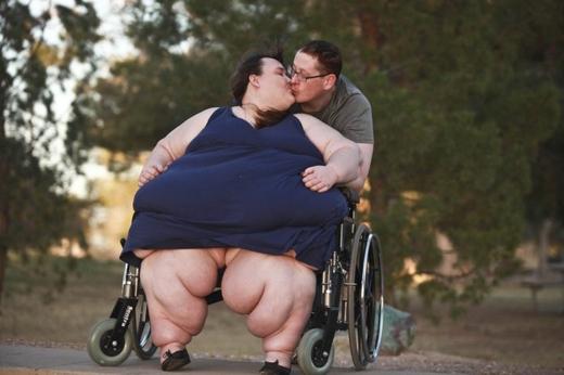 GiờSusanne đã tìm thấy tình yêu bên bạn trai mới, Nick Abbate,một đầu bếp.(Ảnh: Daily Mail)