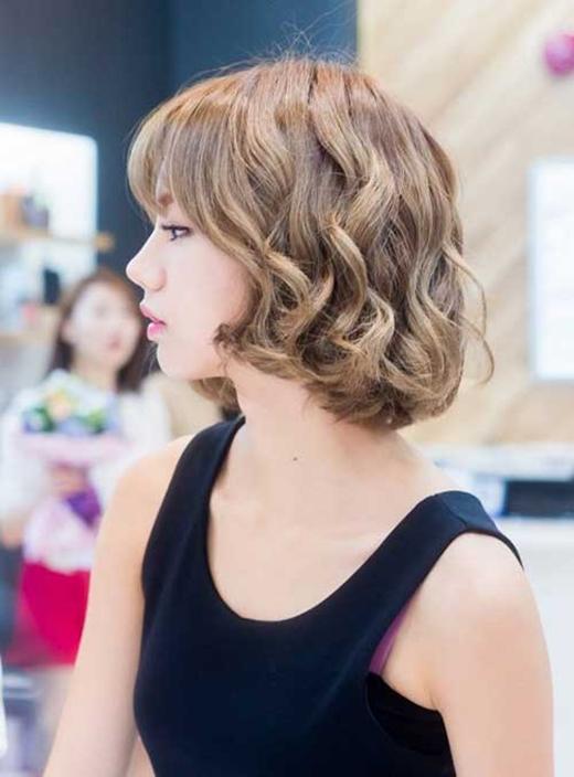 Những kiểu tóc Hàn Quốc khiến phái đẹp mê mẩn