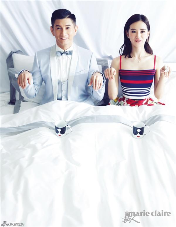 Tan chảy với bộ ảnh trước đám cưới của Ngô Kỳ Long và Lưu Thi Thi