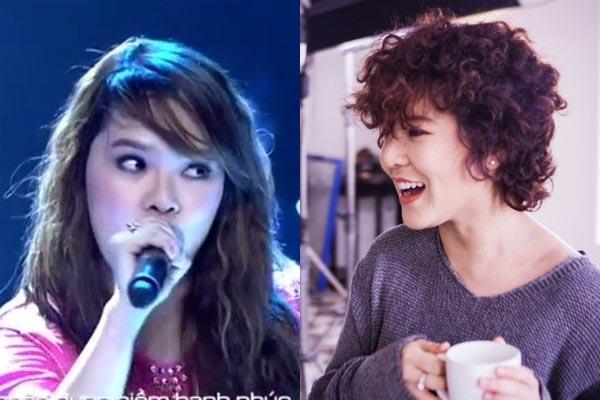 Cô cũng thử sức với cuộc thi The Voice 2013 nhưng không đạt thành tích cao dù sở hữu giọng hát đầy tiềm năng. - Tin sao Viet - Tin tuc sao Viet - Scandal sao Viet - Tin tuc cua Sao - Tin cua Sao
