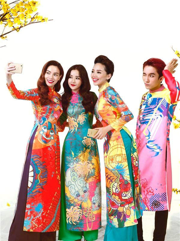 Dàn sao Việt khoe dáng trong tà áo dài cùng Tân quán quân ANTM - Tin sao Viet - Tin tuc sao Viet - Scandal sao Viet - Tin tuc cua Sao - Tin cua Sao