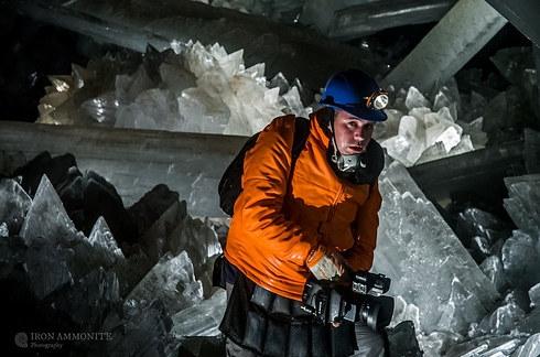 Bên trong hang động (Ảnh: Internet)