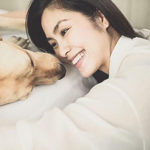 """Chó có thể """"hiểu rõ"""" và """"chia sẻ"""" cảm xúc với con người. (Ảnh: Internet)"""
