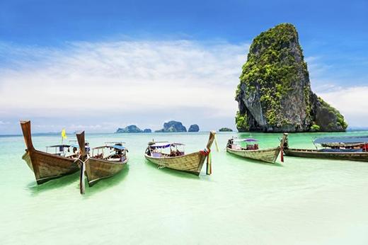 Phuket, Thái Lan (Ảnh: Internet)