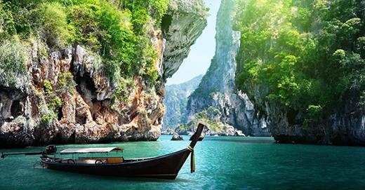 Đến Thái Lan năm nay các Tí sẽ kết được nhiều bạn bè tốt và giữ vững bền tình bạn ấy. (Ảnh: Internet)