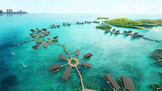 Một vài ngày sống chậm trên hòn đảo thanh bình này sẽ gắn kết bạn và những người thân yêu hơn nữa. (Ảnh: Internet)