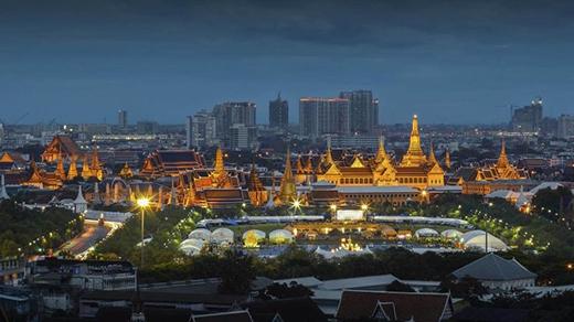 Bangkok, Thái Lan(Ảnh: Internet)