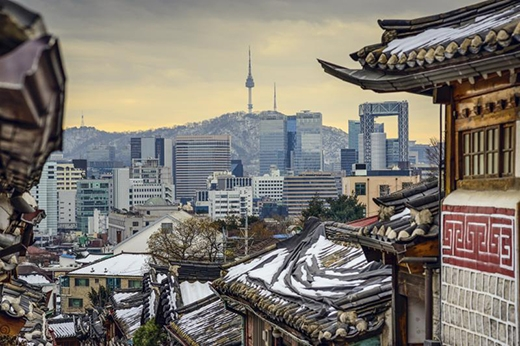 Seoul, Hàn Quốc(Ảnh: Internet)