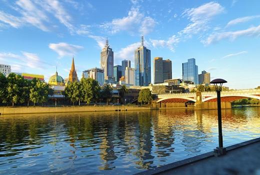 Melbourne, Úc(Ảnh: Internet)