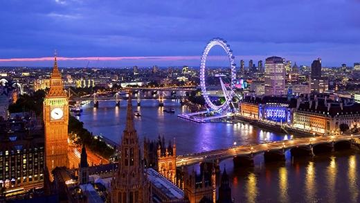 """Luân Đôncó nhiều điều tuyệt vời đến nỗi hai bạn sẽ chẳng có thì giờ tranh cãi đâu nhé. Còn những bạn đang """"phòng không gối chiếc"""" cũng nên đến Luân Đônđể khám phá bản thân. (Ảnh: Internet)"""