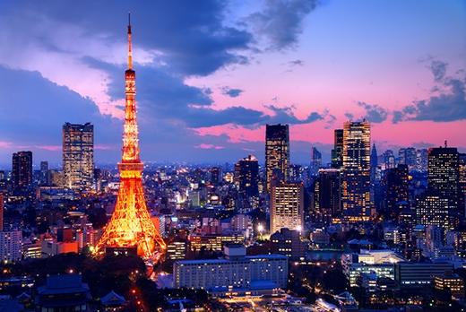 Nhịp độ nhanh nhẹn không trì hoãn của Tokyo rất hợp với các bạn Tuất đấy. (Ảnh: Internet)