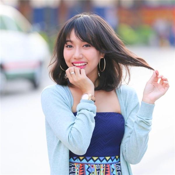 Diệu Nhi: Tôi không phải bản sao của Thu Trang - Tin sao Viet - Tin tuc sao Viet - Scandal sao Viet - Tin tuc cua Sao - Tin cua Sao