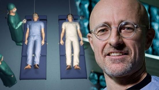 Ca ghép đầu người đầu tiên trên thế giới được thực hiện vào năm 2017