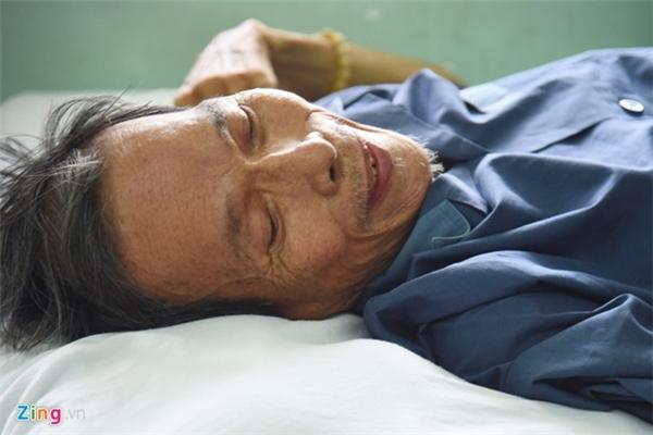 Diễn viên Thành Luỹ đã ra đi sau 4 tháng chống chọi với căn bệnh ung thư. Ông mất ở tuổi 66. Ảnh: Lữ Đắc Long
