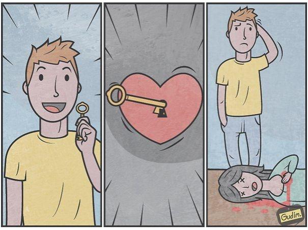 Làm sao để mở cửa trái tim một người mà không làm tổn thương họ?