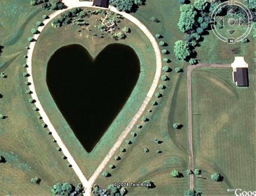 Hồ nước nhân tạo ở bang Ohio, Mỹ. (Ảnh: Internet)