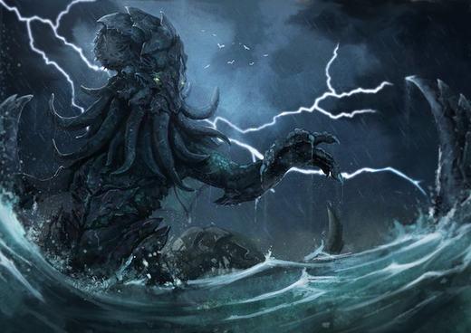 ...tồn tại con quái vật to lớn hơn bất cứ loài nào đang sốngtrên Trái đất? (Ảnh: Internet)