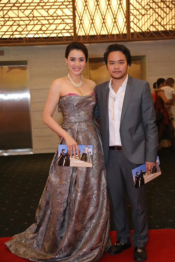 Vợ chồng Trang Nhung - Tin sao Viet - Tin tuc sao Viet - Scandal sao Viet - Tin tuc cua Sao - Tin cua Sao