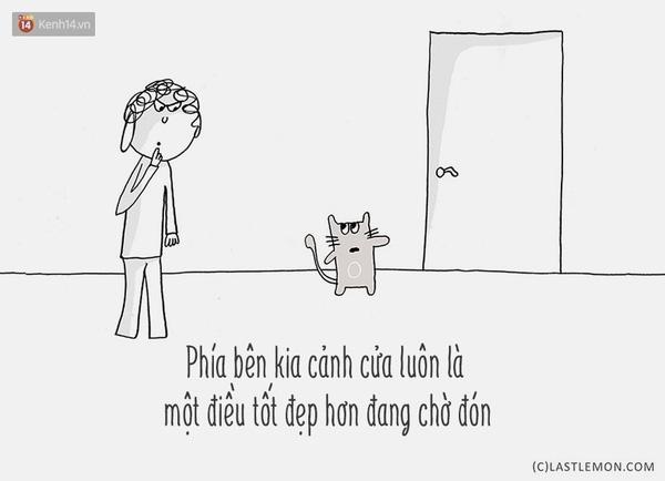 Tranh vui: Mấy chú mèo đã dạy bạn những gì?