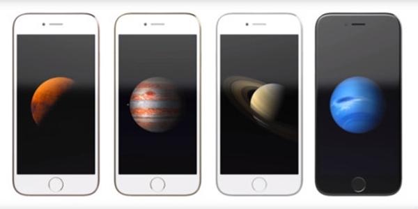 Thiết kế Iphone 7 của Arthus Reis khiến các fan táo mê mẩn. (Ảnh: Internet)