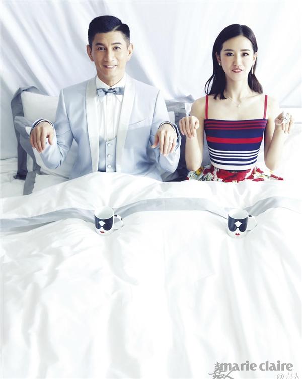 9 cặp đôi Hoa ngữ khiến fan ganh tị vì khoe ảnh hạnh phúc trên báo