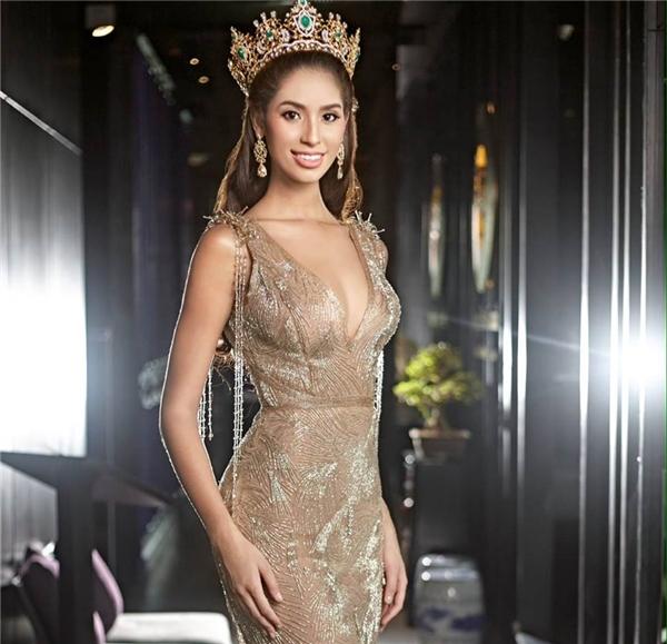 Đương kim Hoa hậu Hòa bình Thế giới là người đẹp Anea Garcia đến từ Cộng hòa Dominica. - Tin sao Viet - Tin tuc sao Viet - Scandal sao Viet - Tin tuc cua Sao - Tin cua Sao