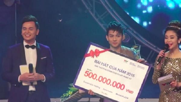 Hoài Lâm chiến thắng giải thưởng trị giá 500 triệu đồng. - Tin sao Viet - Tin tuc sao Viet - Scandal sao Viet - Tin tuc cua Sao - Tin cua Sao