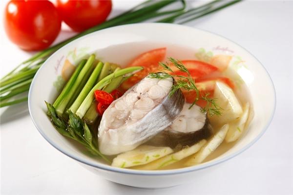 Ăn canh trước khi ăn cơm được xem là tốt cho sức khỏe hơn cả. (Ảnh: Internet)