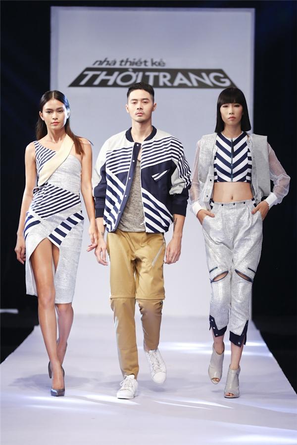 Thiết kế của nhóm Châu Kha.