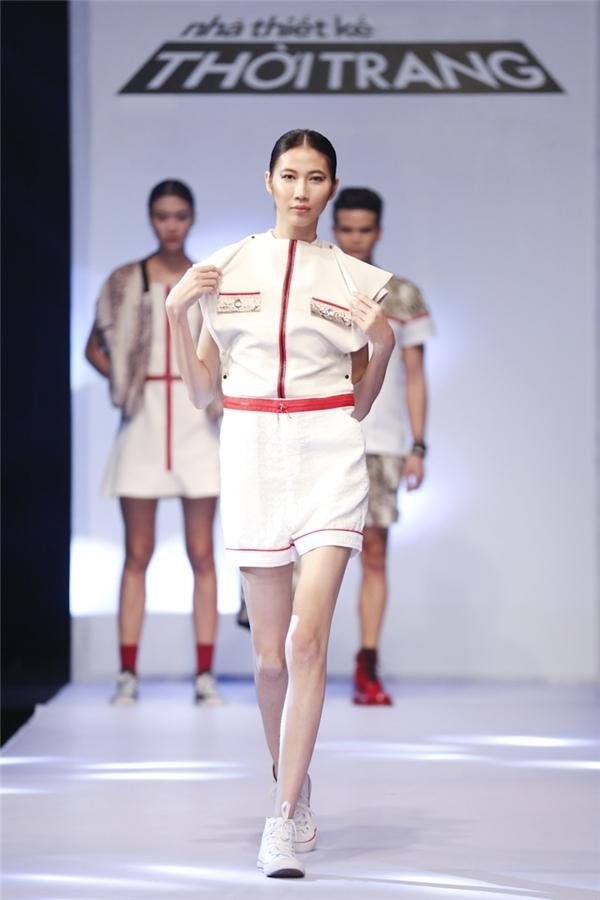 Trương Ngọc Ánh thẳng tay loại 3 thí sinh Project Runway