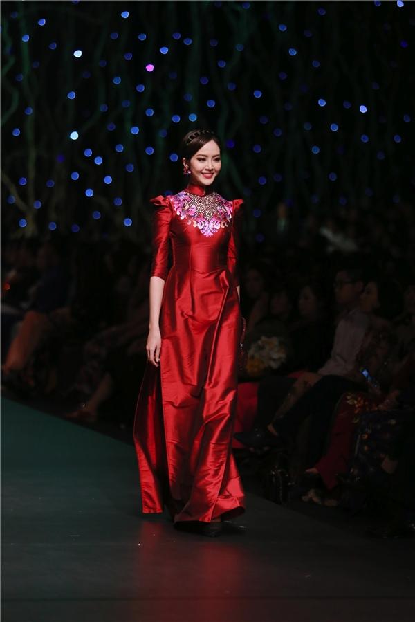 Giải bạc Siêu mẫu Việt Nam 2015 Ngọc Quý