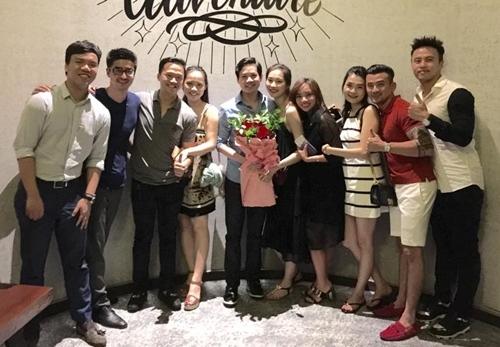 Tiệc sinh nhật của ĐặngThu Thảo được tổ chức tại Nha Trang. - Tin sao Viet - Tin tuc sao Viet - Scandal sao Viet - Tin tuc cua Sao - Tin cua Sao