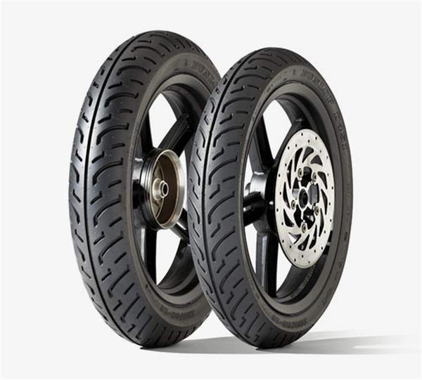 Nếu như trên bánh xe không có rãnh, gai các bánh xe sẽ không đủ lực ma sát đẩy xe tiến về phía trước. (Ảnh: Internet)