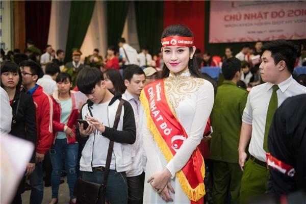 Sự kiện thu hút rất đông sự tham gia của các bạn sinh viên và người dân. - Tin sao Viet - Tin tuc sao Viet - Scandal sao Viet - Tin tuc cua Sao - Tin cua Sao