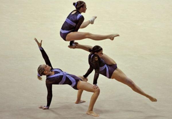 Các cô gái này phải nói là quá điêu luyện. (Ảnh: Internet)