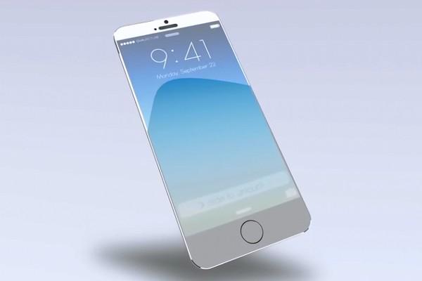Phiên bản Iphone 7 siêu mỏng được trang bị màn hình công nghệ Retina 2, siêu sắc nét. (Ảnh: Internet)