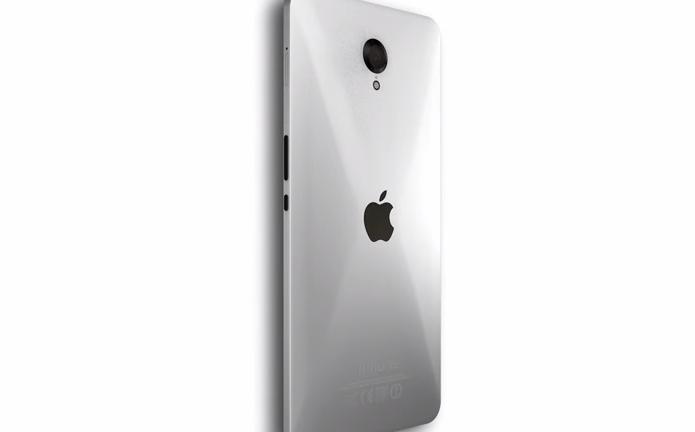 Mẫu thiết kế được xem là có nhiều nét tương đồng với MacBook. (Ảnh: Internet)