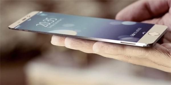 Một mẫu Iphone 7 siêu mỏng khác. (Ảnh: Internet)
