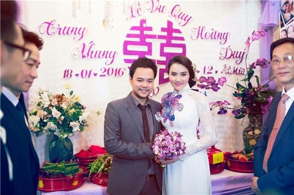 Trang Nhung e ấp bên ông xã điển trai Hoàng Duy - Tin sao Viet - Tin tuc sao Viet - Scandal sao Viet - Tin tuc cua Sao - Tin cua Sao