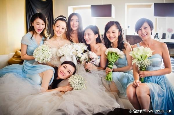 Ngắm nhan sắc những phụ dâu xinh đẹp nhất làng giải trí Hoa ngữ