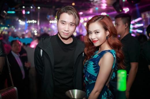 Hoàng Thùy Linh cùng người bạn diễn thân thiết: rapper Karik. - Tin sao Viet - Tin tuc sao Viet - Scandal sao Viet - Tin tuc cua Sao - Tin cua Sao