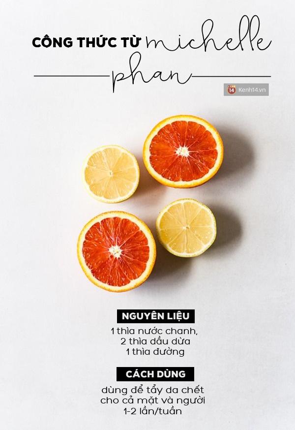 Học lỏm 4 công thức trị mụn, trắng da của Michelle Phan