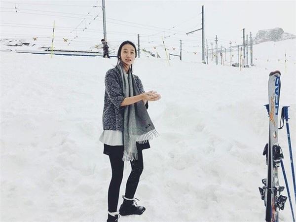 Cô có cơ hội chơi đùa dưới tuyết trắng... - Tin sao Viet - Tin tuc sao Viet - Scandal sao Viet - Tin tuc cua Sao - Tin cua Sao