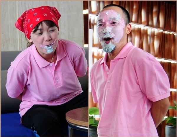 Trong Cuộc đua kì thú 2013, Hari Won và Đinh Tiến Đạt khiến fan yêu mến bởi tính cách vô cùng dễ thương. - Tin sao Viet - Tin tuc sao Viet - Scandal sao Viet - Tin tuc cua Sao - Tin cua Sao