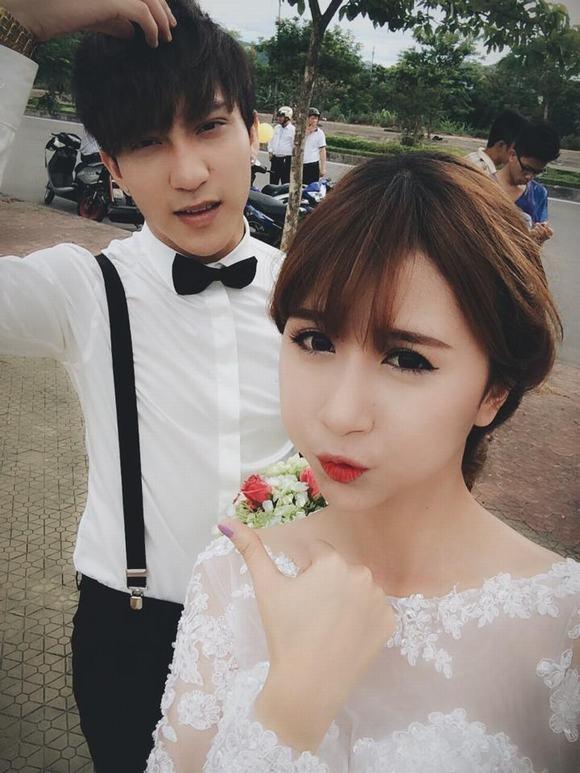 Cặp đôi B Trần - Quỳnh Anh Shyn từng được rất nhiều bạn trẻ yêu thích. - Tin sao Viet - Tin tuc sao Viet - Scandal sao Viet - Tin tuc cua Sao - Tin cua Sao