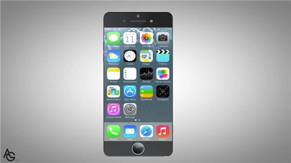 Thiết kế Iphone 7 của AG được giới chuyên môn đánh giá là gần giống với bản chính thức nhất. (Ảnh: Internet)