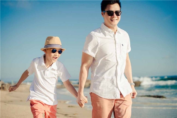 Quang Dũng đưa con trai Bảo Nam về quê ăn Tết - Tin sao Viet - Tin tuc sao Viet - Scandal sao Viet - Tin tuc cua Sao - Tin cua Sao