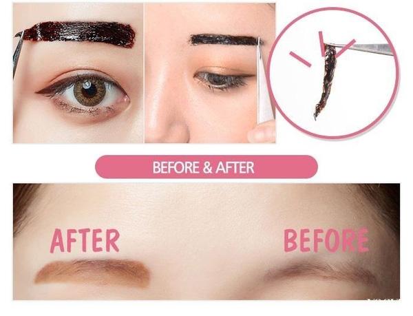 Hai sản phẩm dạng tint cho môi và lông mày đang khiến phái đẹp mất ăn mất ngủ