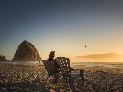 Có đôi lúc, bạn chỉ muốn được một mình màthôi.(Ảnh: Internet)